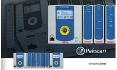 Rotork Pakscan - Remote Control Network System