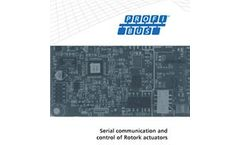 Profibus - High Speed Data Communications & Industrial Automation System