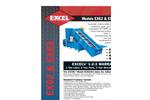 Model EX62 & EX63 Series - Paper Baler Brochure