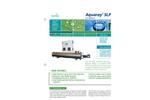 Aquaray® SLP-DW/PW Brochure