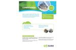 SUEZ - Model LEAPmbr - Wastewater Membrane Bioreactor - Brochure