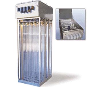Aquaray 40 HO and Aquaray 3X UV Systems