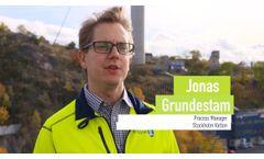 Treat Municipal Wastewater with Membrane Bioreactor (MBR)   SUEZ - Video