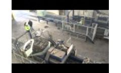 2x Rotowrap 30 - Waste Bale Wrapper - Waste Bale Wrapping Technology by PTF Häusser GmbH 11 Video