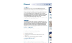 Pads, Rolls and Wipes - Brochure