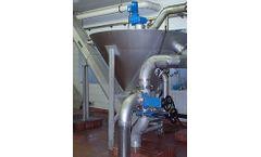 Huber - Model RoSF4 - Grit Washing Plant