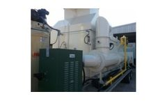 GCES - Model Traveler Series - Portable Thermal Oxidizers