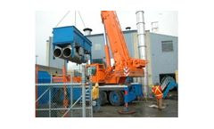 Increasing Capacity of Thermal Oxidizers