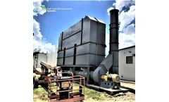 GCES - Model RTO - Regenerative Thermal Oxidizer