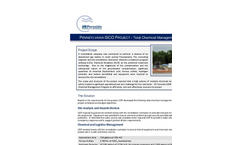 Remediation - Total Chemical Management