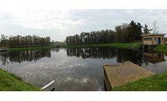 Algae monitoring of drinking water reservoir -