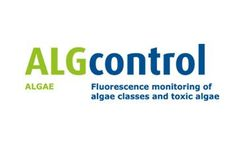 Online monitoring of algae concentration with ALGcontrol