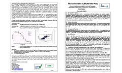 Model L34000401-096 - Cyano Toxin ELISA Kits Brochure