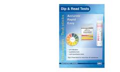 Dip & Read Brochure