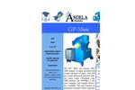 Andela - Model GP-Mini - Glass Pulverizer System Brochure