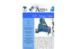 Andela - Model GP-Mega Mini - Glass Pulverizer System Brocure