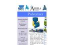 Andela - Model GP1-HD - Glass Pulverizer System Brochure