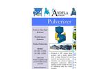 Andela - Model GP2-HD - Glass Pulverizer System Brochure