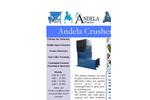 Andela - Model AGB-06HD - Glass Crusher System Brochure