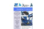Andela - AMSH86-12 - Metering Surge Hopper