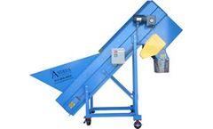 Andela - Model AGC-1  - Glass Crusher