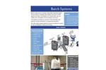 Batch Systems Brochure