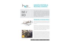 Reverse Osmosis Desalination Plants Brochure