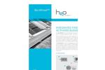 Bio-Wheel Advanced High Efficiency Wastewater Treatment System Technical Sheet