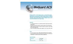 BioGuard ACS SC Super Concentrated, Bio-Dispersant Brochure
