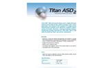 Titan ASD250 Liquid Reverse Osmosis Antiscalant Brochure
