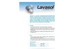 Lavasol 1 (Low Ph) Liquid Membrane Cleaner Brochure