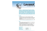 Lavasol 2 (High Ph) Liquid Membrane Cleaner Brochure