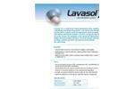 Lavasol 4 (Neutral Ph) Liquid Membrane Cleaner Brochure