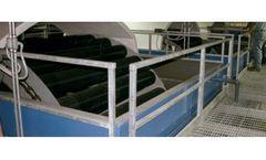 Model Bio-Wheel™ - Advanced High Efficiency Wastewater Treatment System