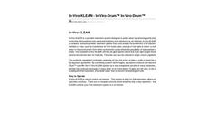 In-Viro-KLEAN - Portable Treatment System- Brochure