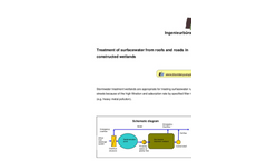 Stormwater Treatment Biotopes – Brochure