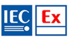 New international conformity mark for explosive environments