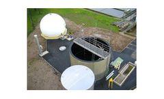 Schwarting Biosystem - High-Performance Sewage Sludge Digestion