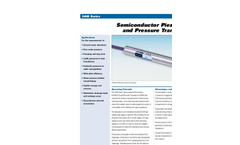 Model 3400 - Semiconductor Piezometers Brochure