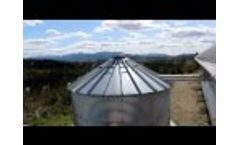 Rain Water Catchment—Living off of the Water Grid Video