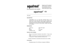 Aquatreat - Model 522 - Anti Scale Reverse Osmosis Membranes- Brochure