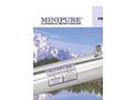 Minipure - Ultraviolet Water Purifiers Brochure