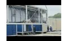 EnviroChemie - Manufacturing of an EnviModul Modular Wastewater Treatment Plant - Video