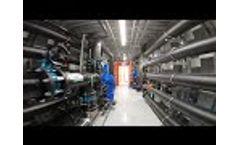 EnviroChemie EnviModul T-Type for Mine Water Treatment - Video