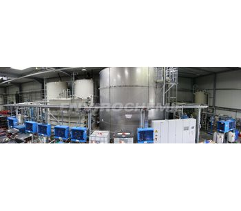 Sustainable Plant Solutions for the Recycling of Water and Resources - Water and Wastewater