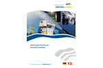 Wastewater Technology Industrial Washing Brochure
