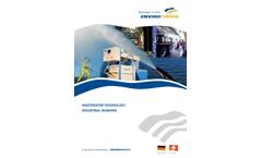 Wastewater Technology Industrial Washing Brochure