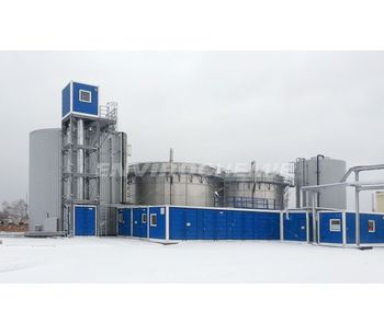 EnviModul - Modular Water and Wastewater Treatment Plants