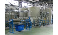 Envochem - Model COL - Physico-Chemical Water Treatment Plant