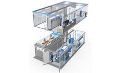 EnviModul - Physico-Chemical Modular Treatment Plants in EnviModul Design